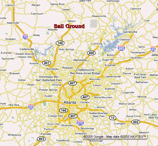 ga county map with Ball Ground Ga on File TN NC border counties further Cnty fips georgia besides Map besides Pages besides Ball Ground Ga.